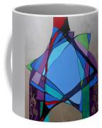 Purim Feast Of Lots Coffee Mug by Marlene Burns