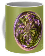 Purpble Wildflower Orb Coffee Mug