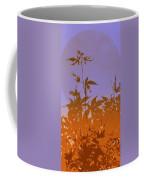 Purple And Orange Haiku Coffee Mug