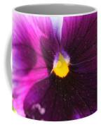 Purple And Pollen Coffee Mug