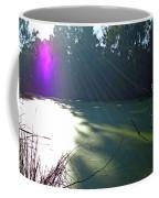 Purple Angel Of Lagoon Coffee Mug