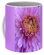 Purple Autumn Mum Coffee Mug