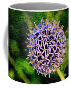 Purple Ball Coffee Mug