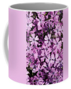 Purple Beauty Phlox Coffee Mug