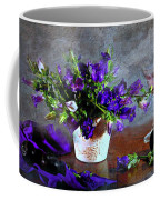 Purple Blues Coffee Mug
