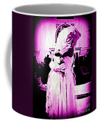 Purple Bride Coffee Mug