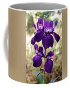 Purple Chinese Houses In Park Sierra-ca Coffee Mug