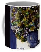 Purple Chrysanthemum Coffee Mug