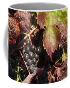 Purple Cluster Coffee Mug