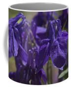 Purple Colimbine 1 Coffee Mug