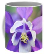 Purple Columbine Coffee Mug