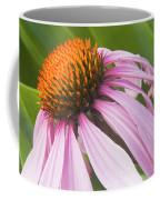 Purple Cone Flower Echinacea Coffee Mug