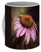 Purple Cone Flower II Coffee Mug