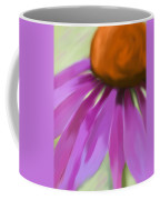 Purple Cone Coffee Mug