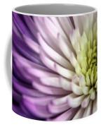 Purple Dahlia Coffee Mug