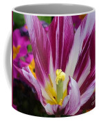 Purple Dual Coloured Tulip Coffee Mug
