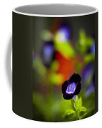 Purple Flower Coffee Mug