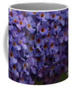 Purple Flowers 2 Coffee Mug