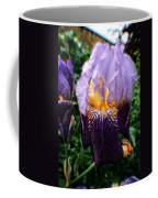 Purple Flowers In England Coffee Mug