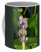 Purple Flowers In The Pantanal Coffee Mug