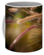 Purple Fountain Grass Ornamental Decorative Foxtail Home Decor Print Coffee Mug