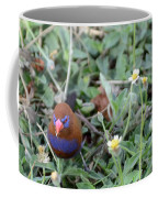 Purple Grenadier  Coffee Mug