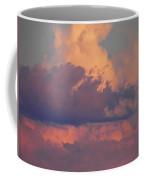 Purple Heavens Coffee Mug