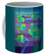 Purple Hill Farms Coffee Mug