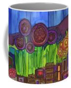 Purple Hills Coffee Mug