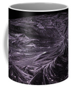 Purple Ice Coffee Mug