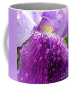 Purple Iris - 2 Coffee Mug