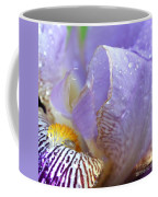 Purple Iris - 3 Coffee Mug