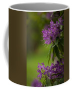 Purple Light Coffee Mug