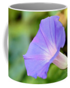 Purple Morning Glory Coffee Mug