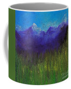 Purple Mountains By Jrr Coffee Mug