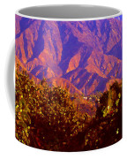 Purple Mountains Majesty Coffee Mug