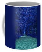 Purple Nature Coffee Mug
