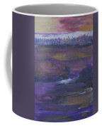 Purple Ocean Coffee Mug