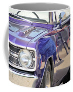 Purple Passion Classic Coffee Mug