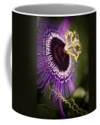 Purple Passion Flower Coffee Mug