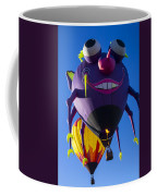 Purple People Eater And Friend Coffee Mug