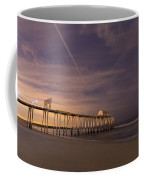 Purple Pier Coffee Mug