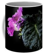 Purple Plant Coffee Mug