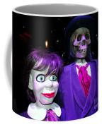 Purple Pose Coffee Mug