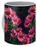 Purple Pow Echinacea  Coffee Mug