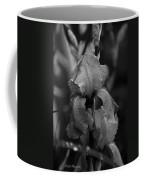 Purple Rain In Black And White Coffee Mug