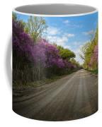 Purple Road Coffee Mug