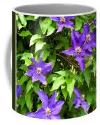 Purple Rush Coffee Mug