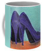 Purple Shoes Coffee Mug