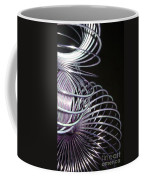 Purple Slinky Coffee Mug